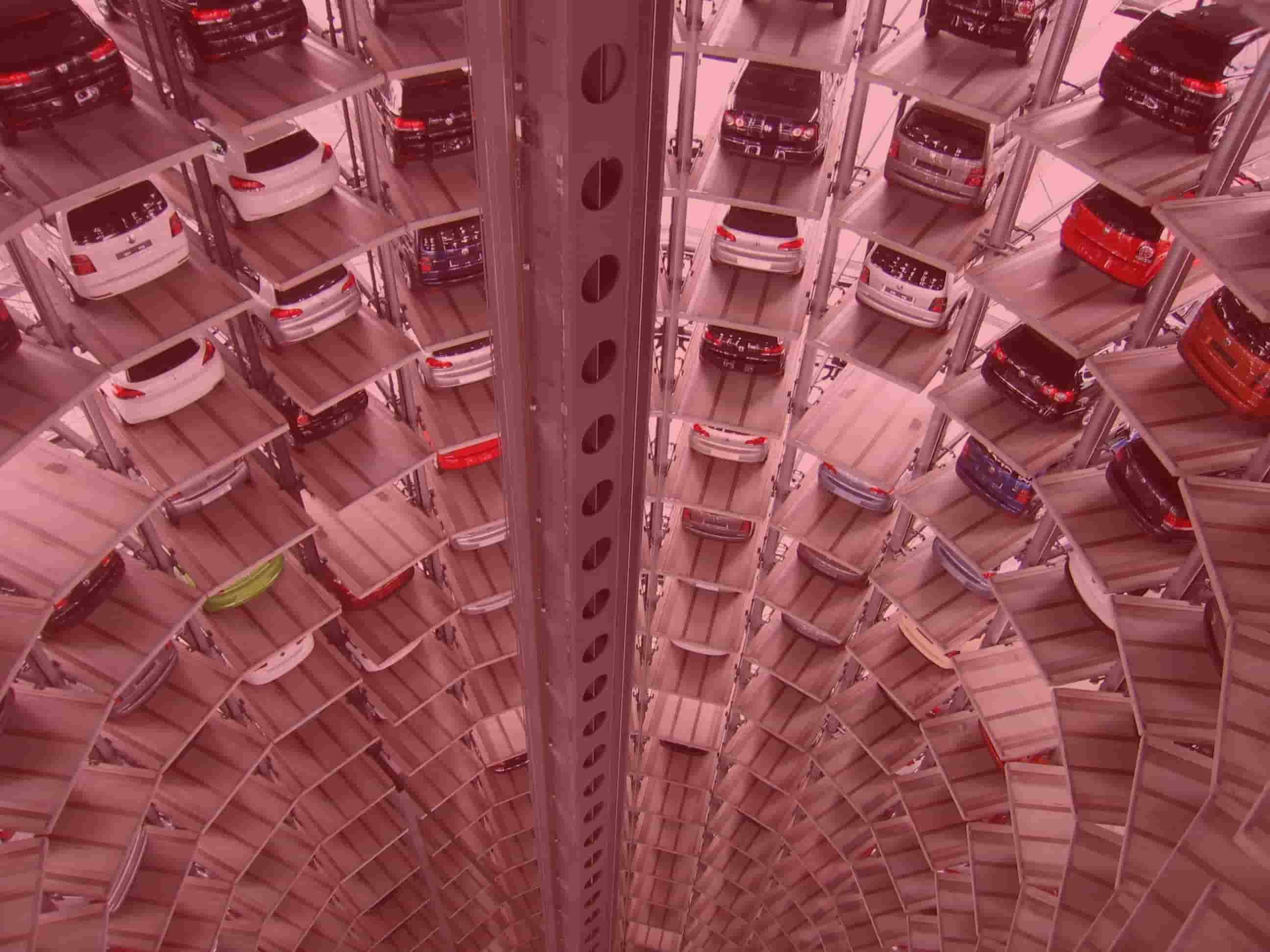 Parking Dynamic Pricing